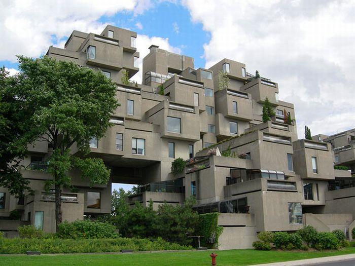 Самые оригинальные проекты домов на планете