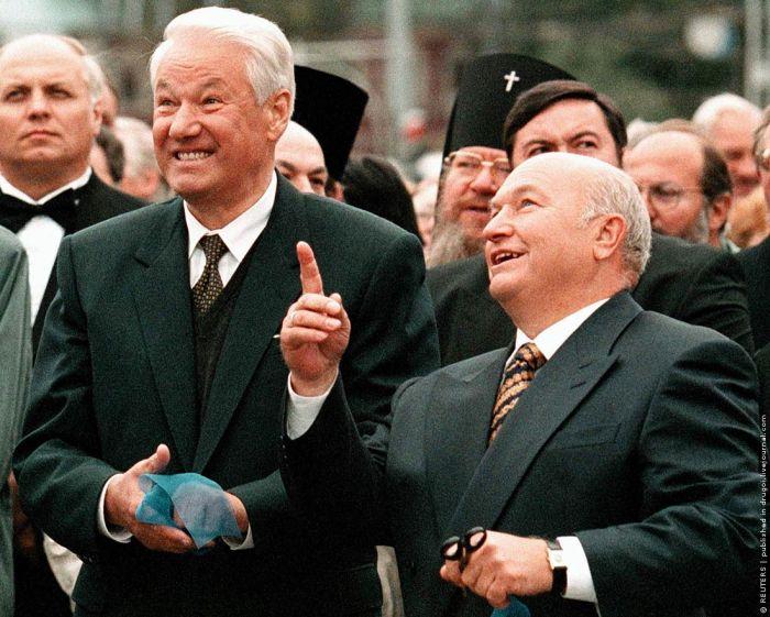 Эпоха Ельцина (35 фото)