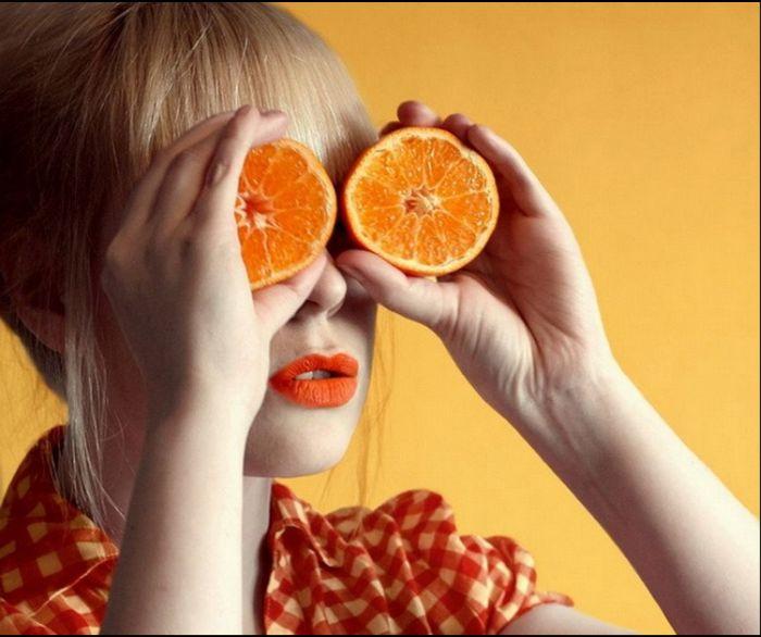 Сколько долек в апельсине (5 фото)