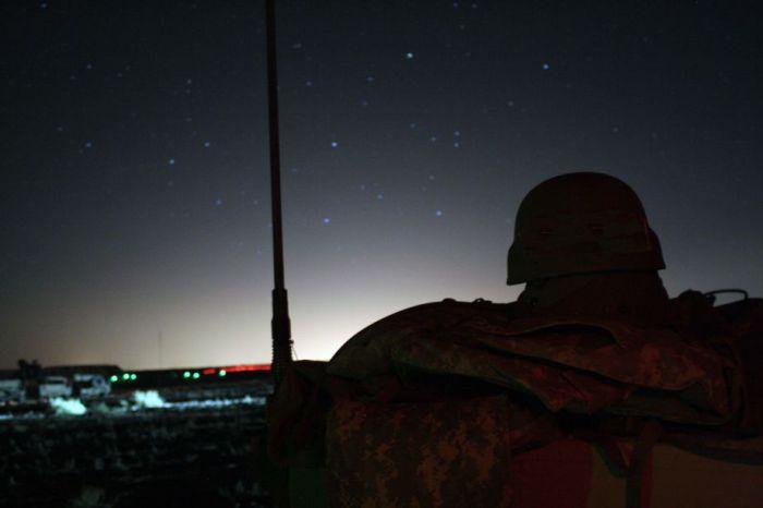 Ночная служба (21 фото)