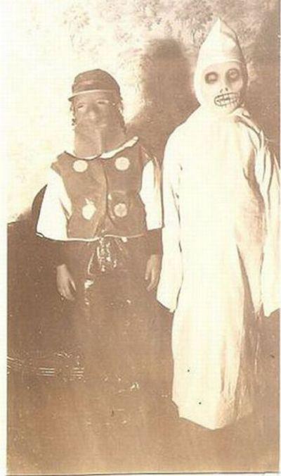 Ретро костюмы на Хэллоуин (14 фото)