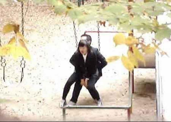 Застукали или однажды в Китае (3 фото)