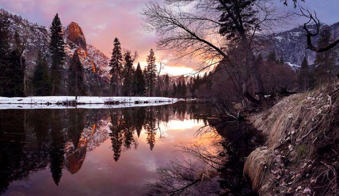 Удивительные фотографии природы (23 фото)