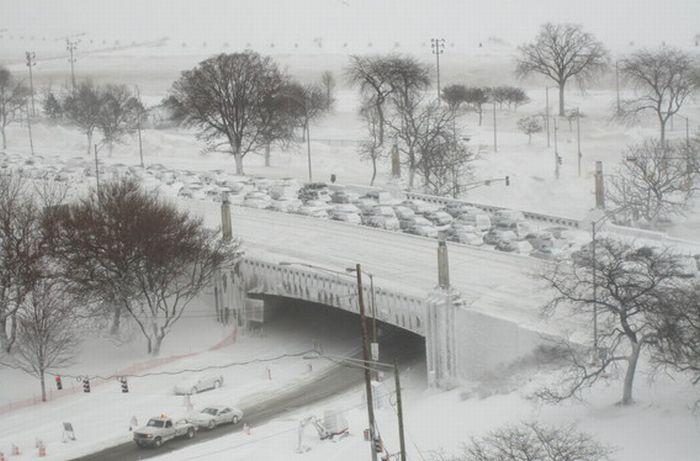 Непогода в США (42 фото)
