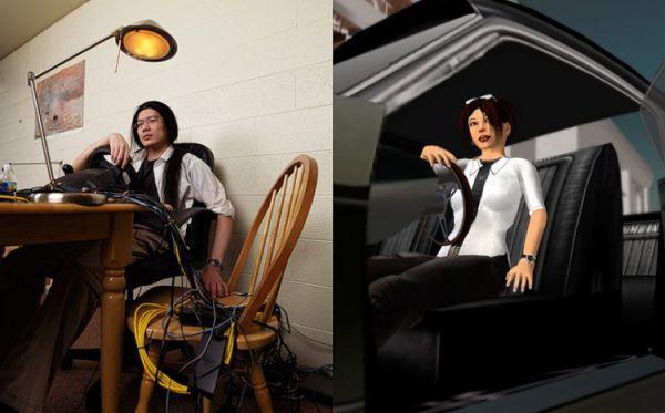 Аватарки и реальные люди (15 фото)