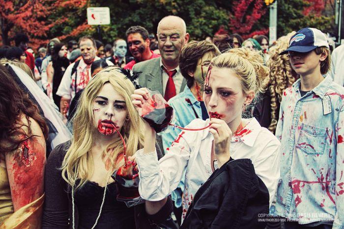 Зомби идут (35 фото)