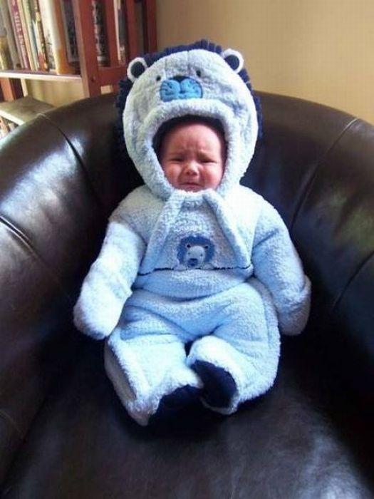 Расстроенные дети (20 фото)