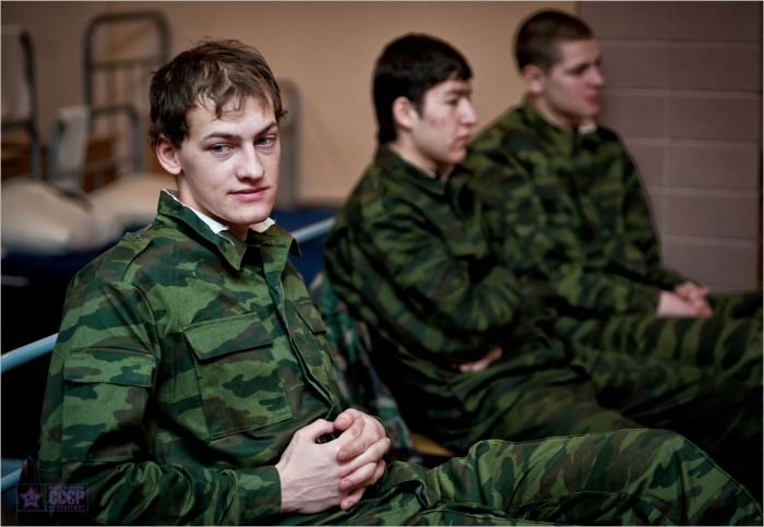 Три дня в армии (77 фото)