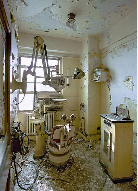 Руины Детройта (32 фото)