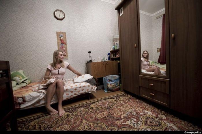 Один день из жизни стриптизерши (17 фото) Немного НЮ