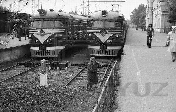 Путешествие в прошлое (121 фото)
