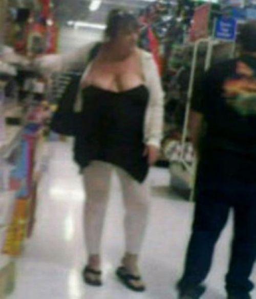 Смешные люди из супермаркетов. Часть 8 (78 фото)