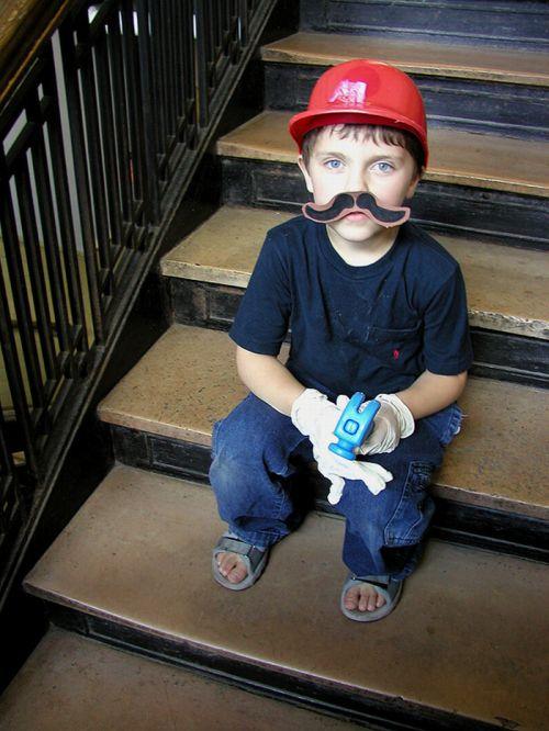 Дети в костюмах (20 фото)