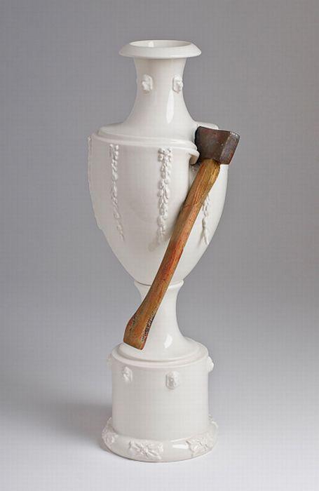Классные фарфоровые вазы (15 фото)