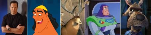 Звездные голоса в мультфильмах (63 фото)
