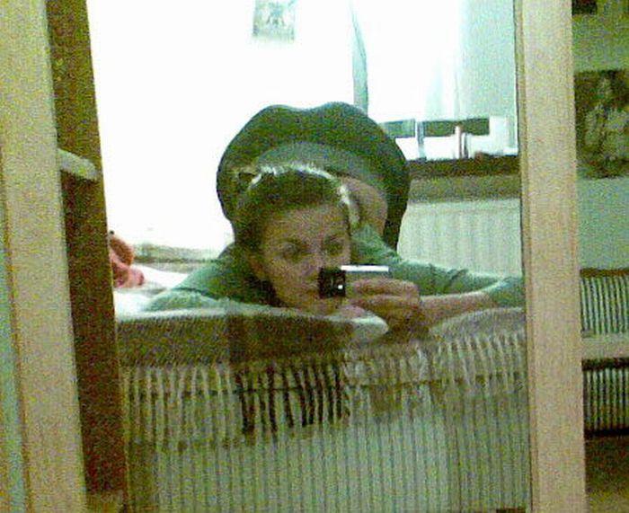 Девушки в заманчивой позе (86 фото)