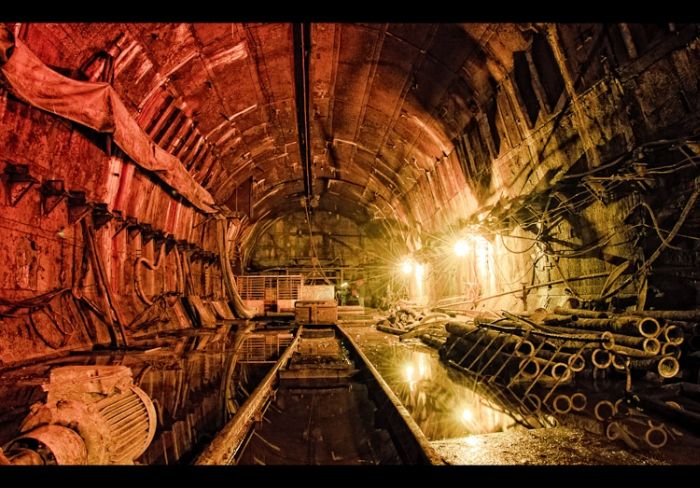 Советский большой адронный коллайдер (39 фото)