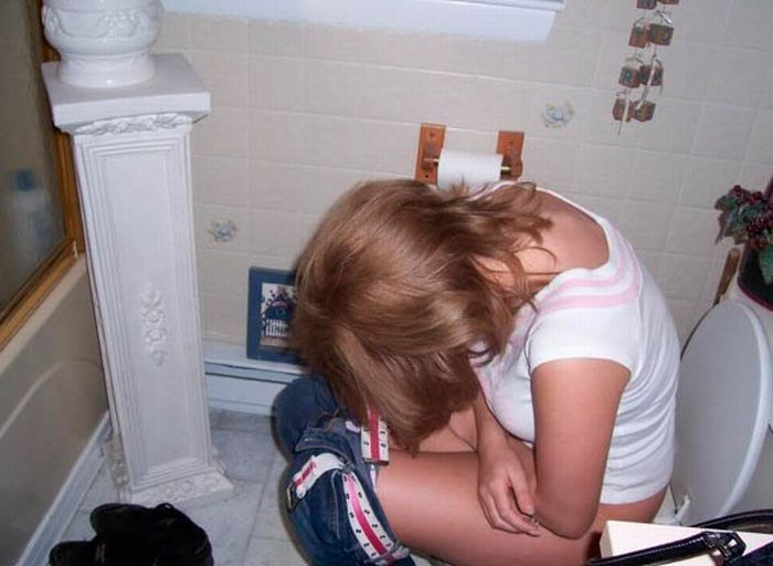 Пьяные девушки (86 фото)