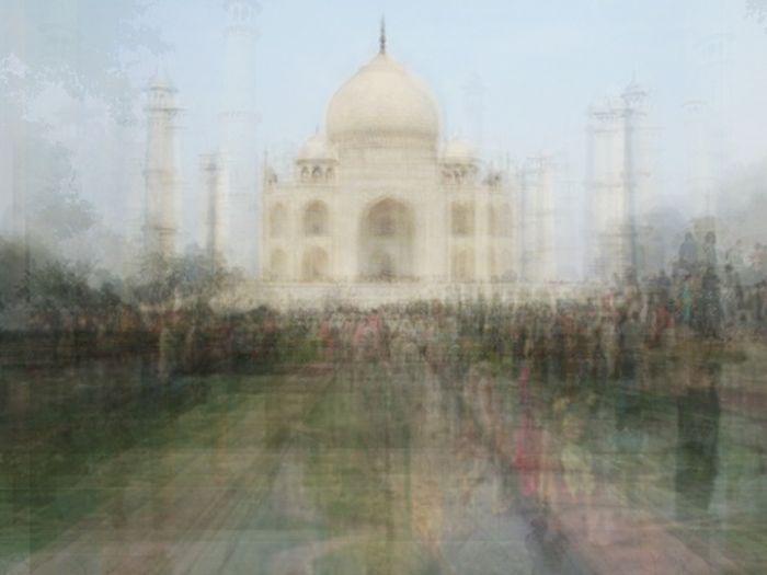 Сплетение туристических фотографий (18 фото)