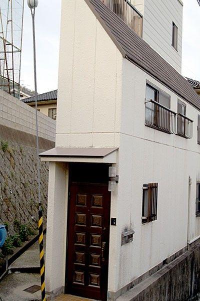 Компактные дома Японии (25 фото)