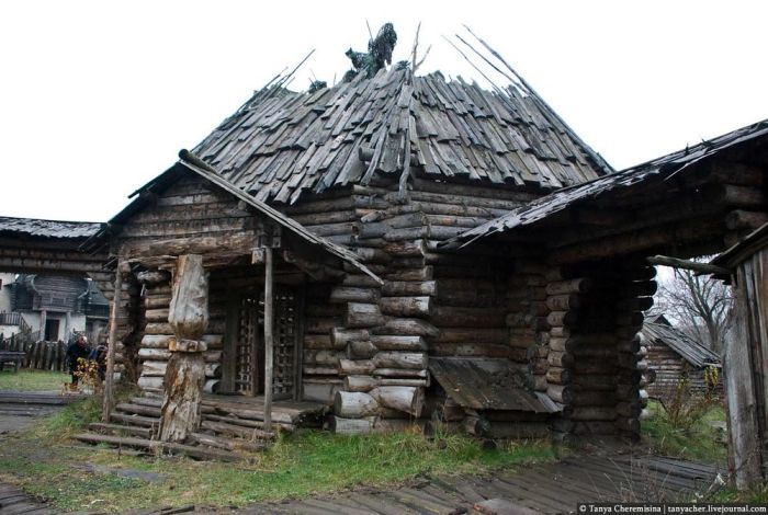 Экскурсия по Мосфильму (49 фото)