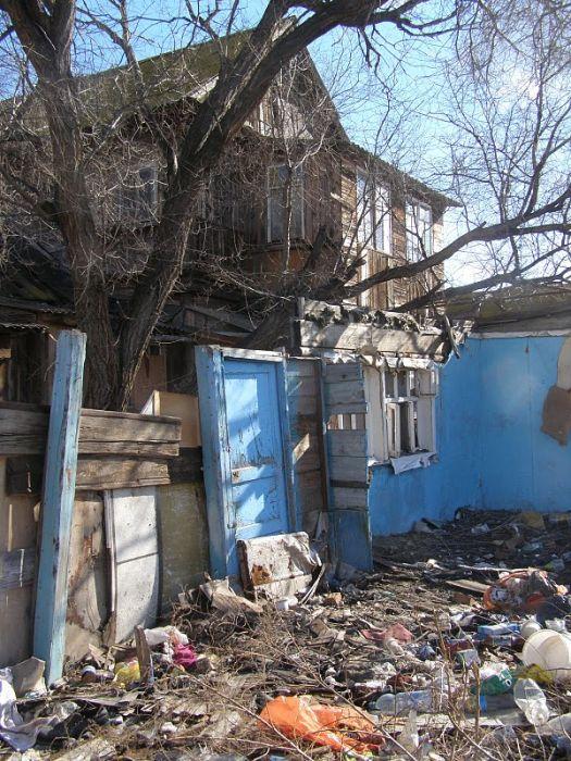 Трущобы Астрахани (88 фото)