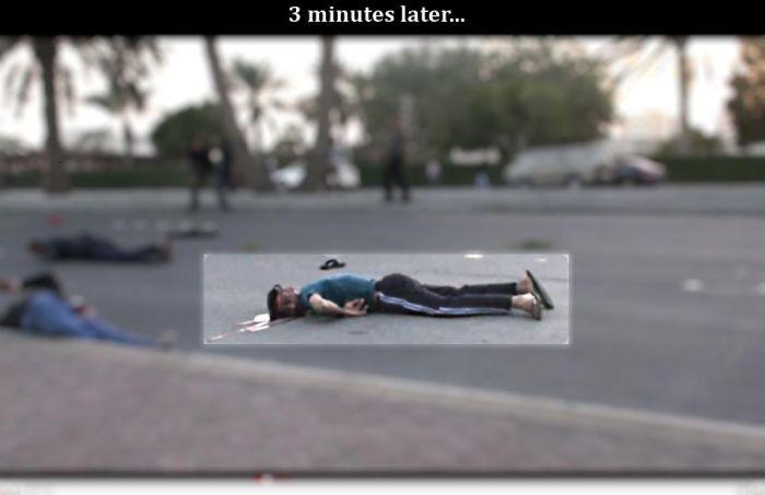 Герой Бахрейна (2 фото)