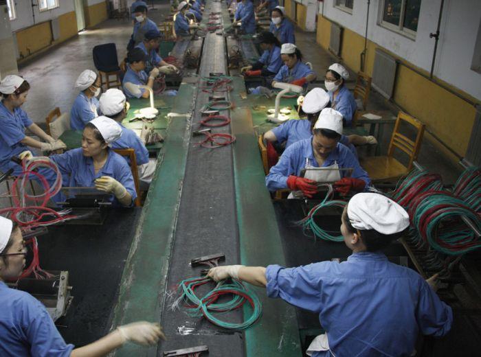 Китайские заводы (36 фото)
