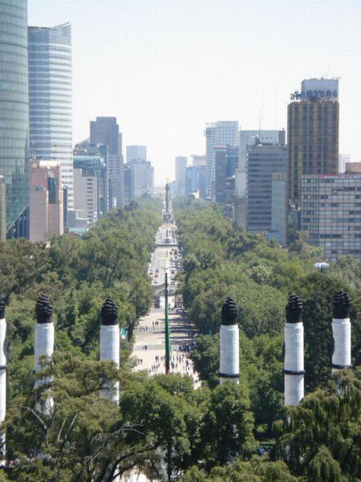 Эволюция городов (55 фото)