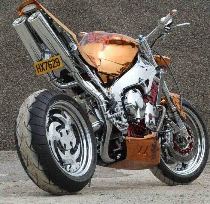 Мотоциклы (132 фото)
