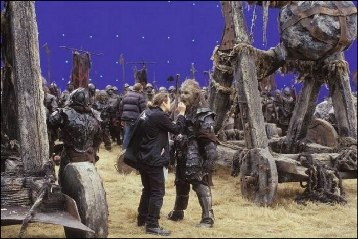 Где снимали властелина колец возвращение короля фильмы вина дизеля просмотр