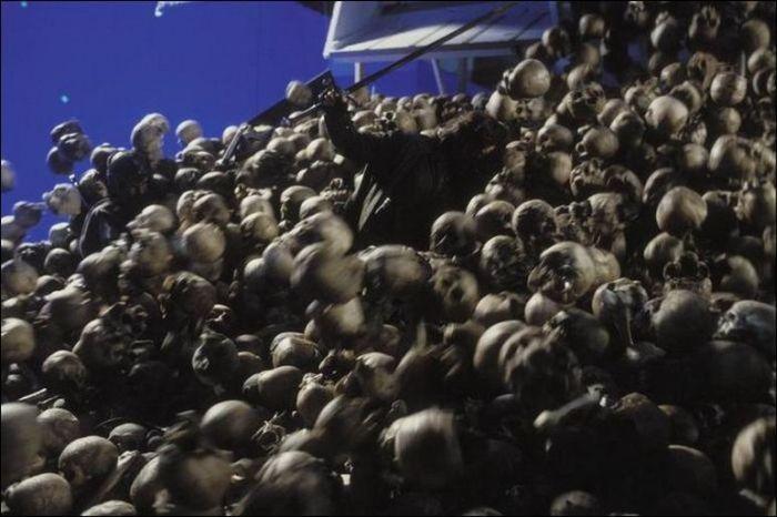 """На съемках """"Властелина колец"""" (50 фото)"""