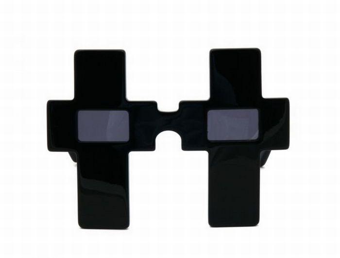 Новые модели солнечных очков (12 фото)