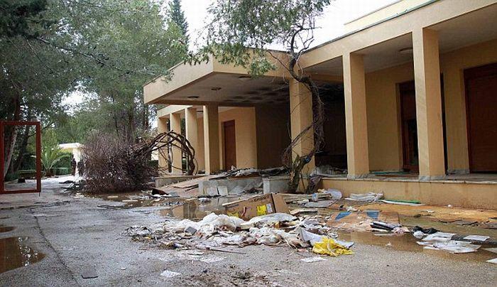 Загородный особняк Муаммара Каддафи (11 фото)
