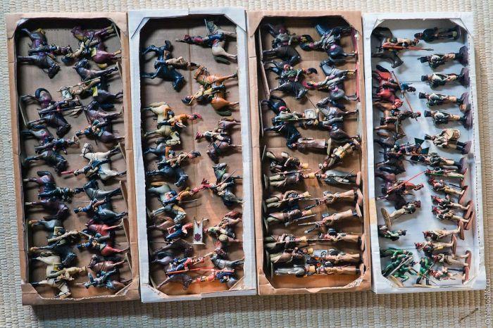 Фигурки из пластилина (70 фото)