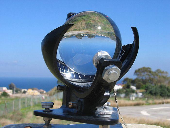 Учет солнечных лучей (17 фото)