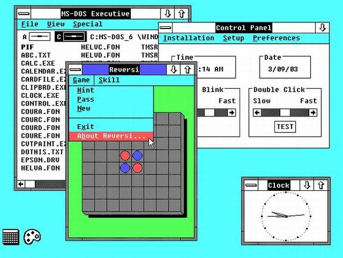 Эволюция Windows (11 фото)