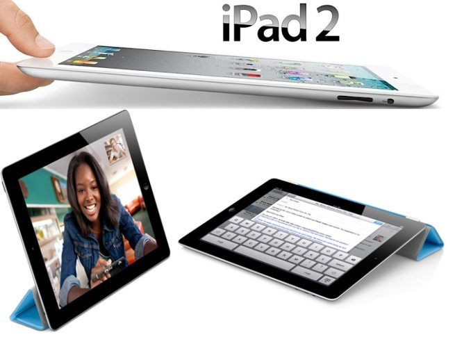 iPad 2 объявлен официально! (25 фото + текст)