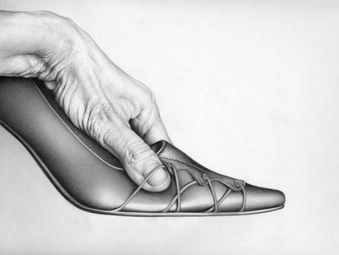 Рисунки карандашом (96 фото)