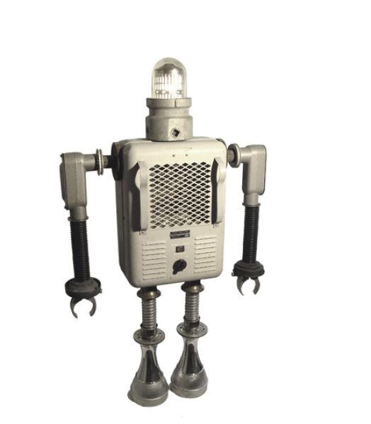 Маленькие роботы (48 фото)