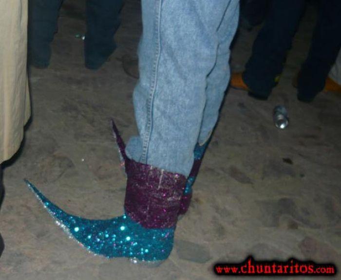 Модная обувь (22 фото)