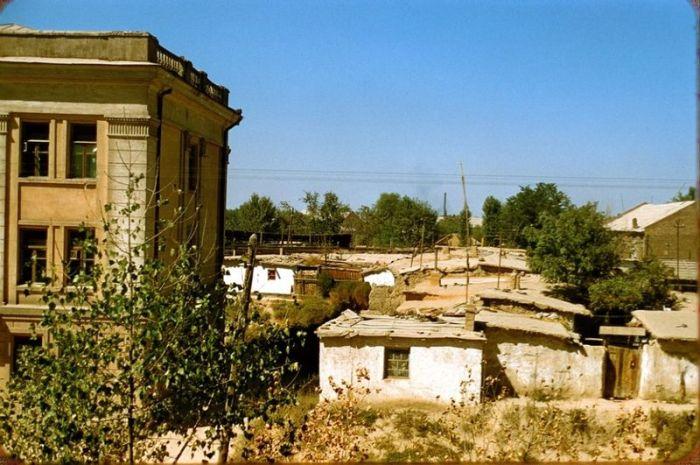 Узбекистан глазами иностранца (1956 год) (47 фото)
