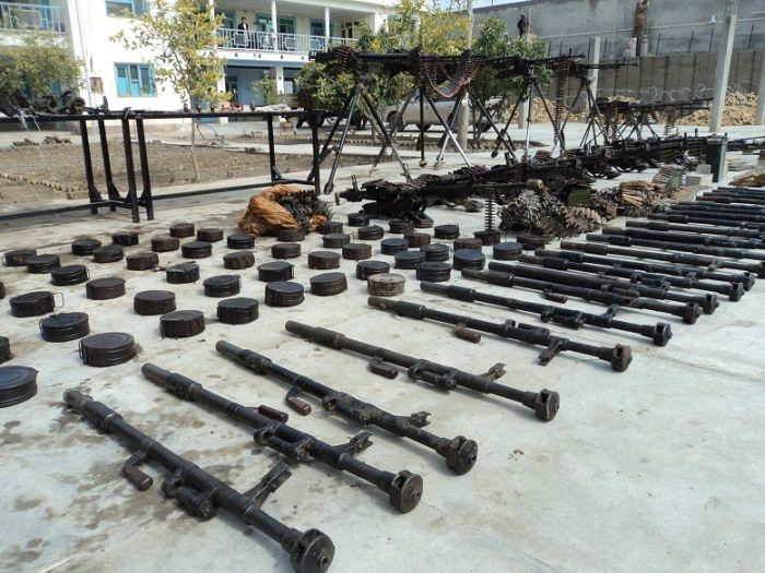 Оружие Талибана (9 фото)