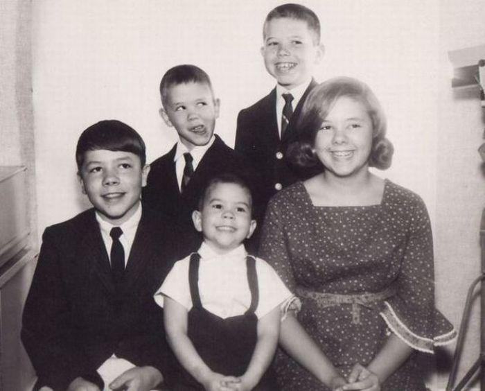 Забавные семейные фотографии (37 фото)
