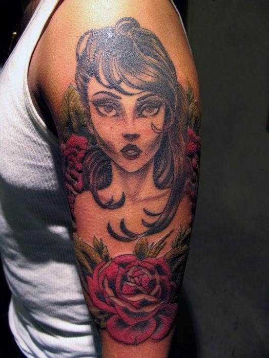 Коллекция татуировок (180 фото)
