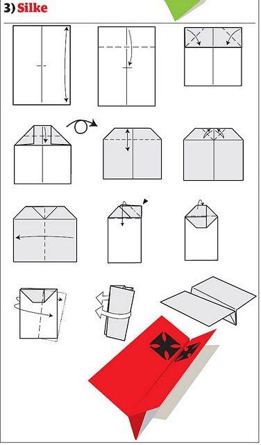 ...что из листа бумаги можно сделать самолетик , но не многие знают так много способов изготовления бумажных...