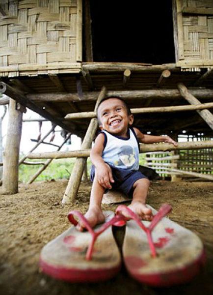 Самый маленький человек (13 фото)