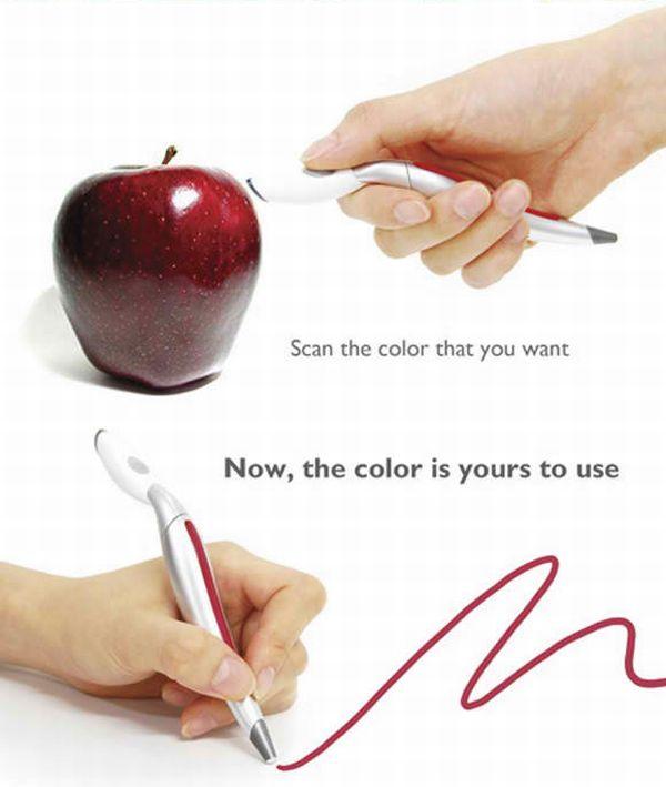 Подбиратель цвета (4 фото)