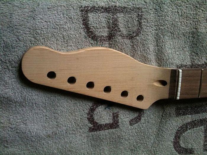 Электро-гитара своими руками (53 фото)