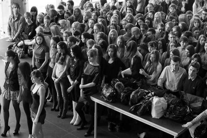 Кастинг на Белорусскую неделю моды в Минске (39 фото)